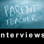 parent teacher interview image