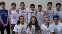 Congratulations to the Junior and Senior Volleyball Intramural Champions