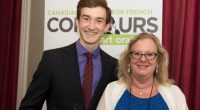Congratulations to École Alpha Secondary French Immersion studentHamish Clintonwho won 2nd place at theNationalFrench Public Speaking Contestin May 2016 in Ottawa. Jane Keith, Canadian Parents for French National President, served […]