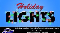 Please join us for our Winter Concert celebrating the accomplishments of our Music program on Wednesday, December 7th at 7:00pm. With students performing from our junior, intermediate and senior bands, […]