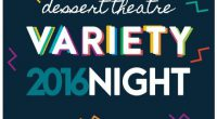 Come out and enjoy Variety Night 2016, an evening of improv, dance, and acting as Alpha's Visual and Performing Arts students share their talents. Drama Studio doors open at 6:30 […]