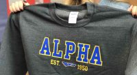 Help Alpha Business Club plan and design this year's Alpha merchandise by taking a quick survey! All entries before September 9th at 11:59pm will be entered to win a $10 […]