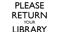 Alpha students, if you're done reading your library books and they are at home with you, now is the time to return them. (If they are in your lockers, don't […]